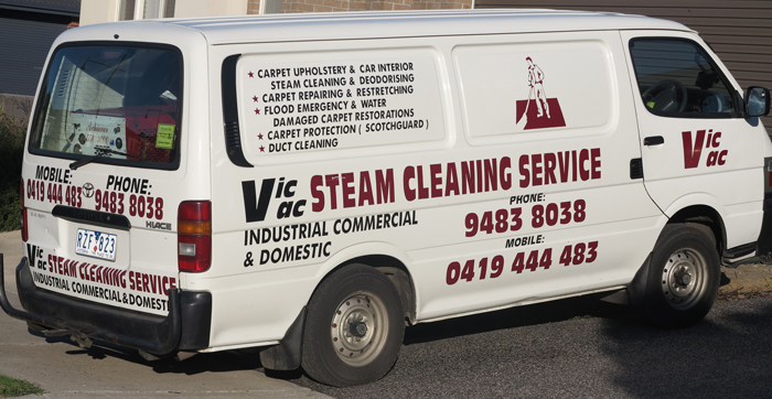 Vic Vac Steam Cleaning