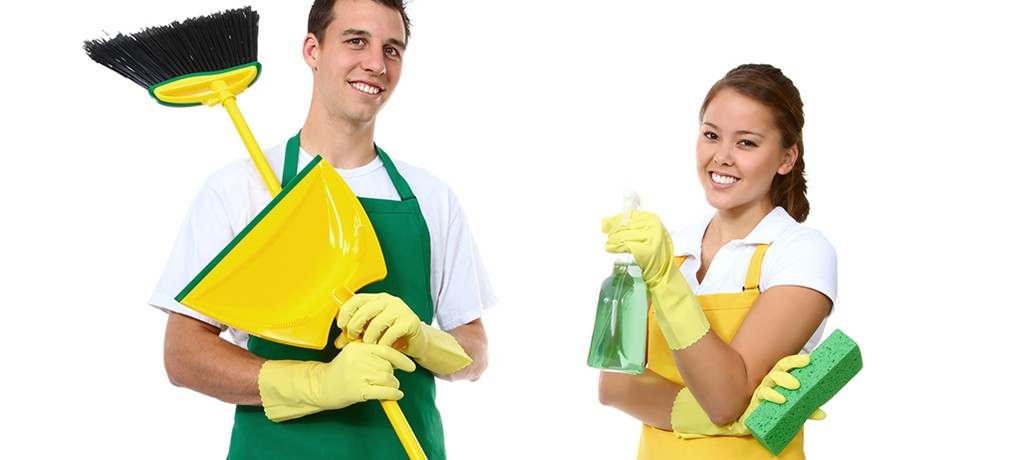 Professional Cleaners for Domestic or Commercial Cleaning
